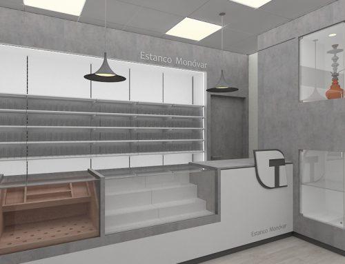 Diseño 3D de última generación para estancos
